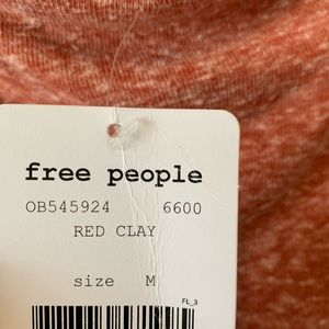 Free People Tops - NWT / FREE PEOPLE / VALENCIA TOP